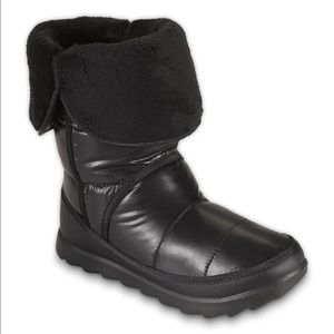 The North Face ThermoBall roll-down women's bootie